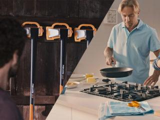 Fiskars - Spoty Reklamowe