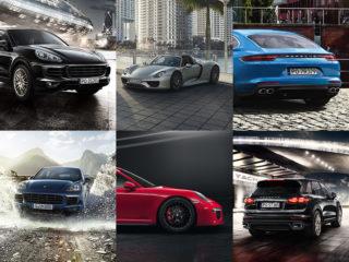 Porsche - Kampanie Online