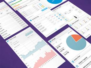Portal Klienta - Data Center